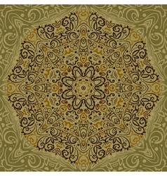 Beautiful Mandala Background vector