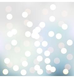 Sparkling bokeh vector