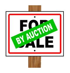 Auction vector