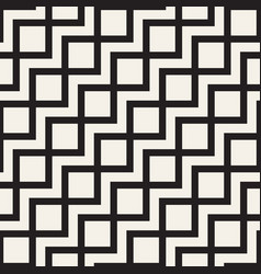 Seamless pattern simple abstract lattice design vector