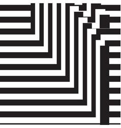 letter i design template vector image