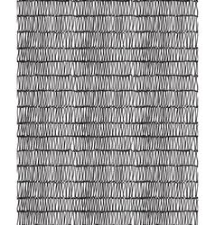 hand-drawn net vector image