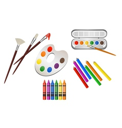 Coloring vector image vector image