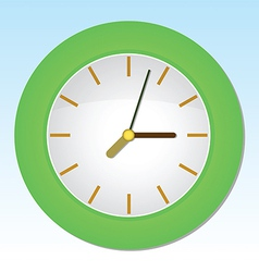 Cartoon Wall Clock vector