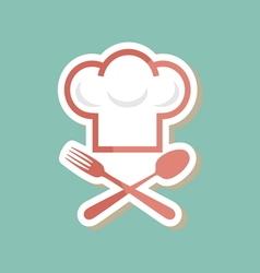 cooking motivi3 vector image