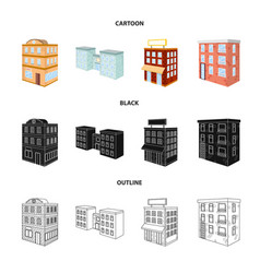 design of construction and building symbol vector image