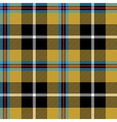 cornish tartan fabric texture seamless pattern vector image