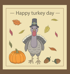 thanksgiving19-11 vector image