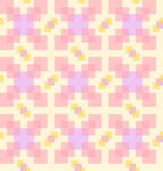 Patterns of tiles vector image
