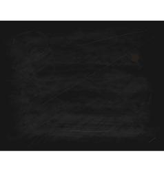 Blackboard chalk retro background vector