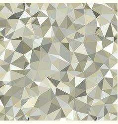 gold triangular low poly mosaic abstract pattern vector image