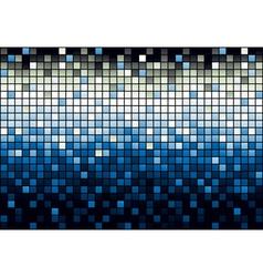 mosaic shiny background vector image
