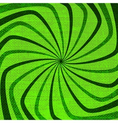 Background Green Roundabout vector image