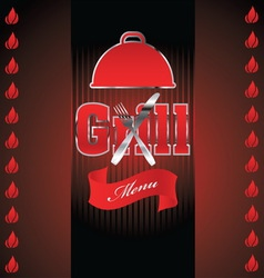 grill 05 resize vector image
