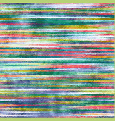 Mottled distressed noisy rainbow fade tile stripes vector