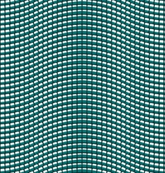 seamless tiled waves vector image