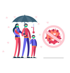 Corona virus global health risk vector