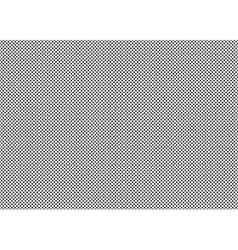 Dotted simple seamless pattern vector image