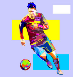 Football 1-3 vector