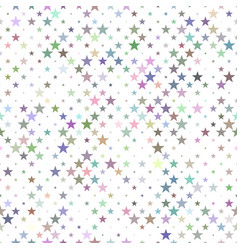 Geometrical star pattern background - repeatable vector