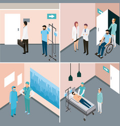 Medical peope health vector