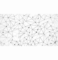 Mesh of data array node structure molecular mesh vector