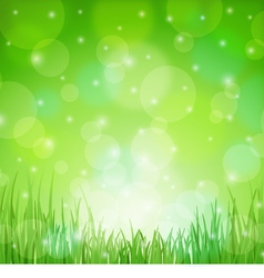 narure abstract background vector image vector image