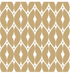 golden mesh seamless pattern subtle abstract vector image