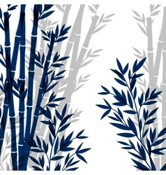Isolated Bamboo vector image vector image