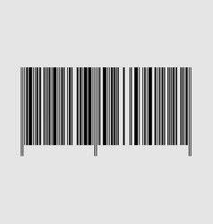 bar code realistic business ideas vector image