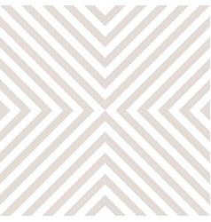 Subtle geometric seamless pattern crossing lines vector