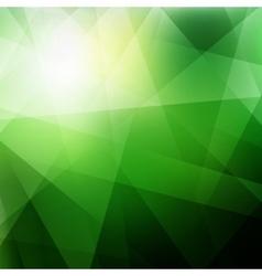 Nature background Modern pattern vector image