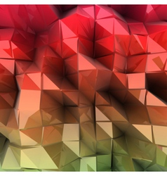 Abstract colourful background Combination of vector image vector image