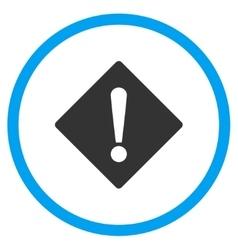 Error Flat Icon vector