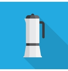 Coffee makers icon vector image