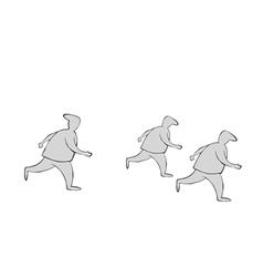 Run vector