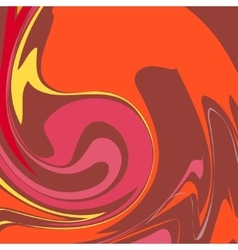 Abstract colored bright energy background vector image