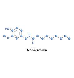 Nonivamide pelargonic acid vanillylamide vector