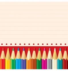 Pensils vector