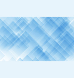 abstract background modern white and blue vector image