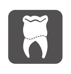 Medical dental care vector