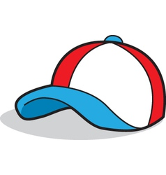 Cartoon Baseball Cap vector image