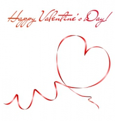 Valentine's Day vector image vector image