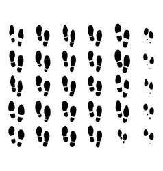Prints shoes vector