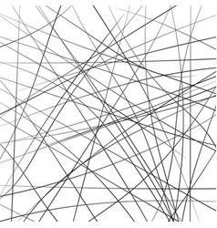 random chaotic strip lines diagonally abstract vector image