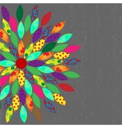 A flower vector