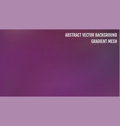abstract pink and purple background color mesh vector image