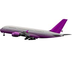 al 0929 plane 01 vector image