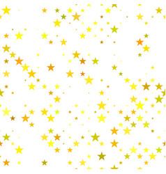 Geometrical abstract star pattern - background vector
