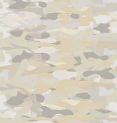 Khaki camouflage repeat pattern vector